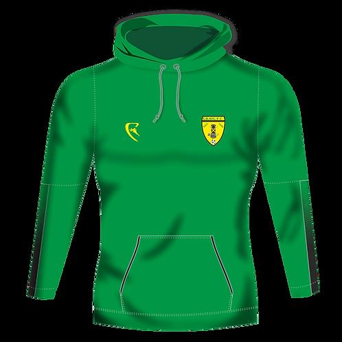 GFC Pro Elite Hoodie (Green)