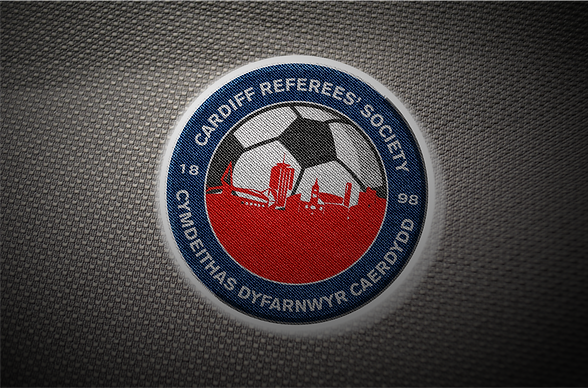 Cardiff Ref Classic Round Patch PNG.png