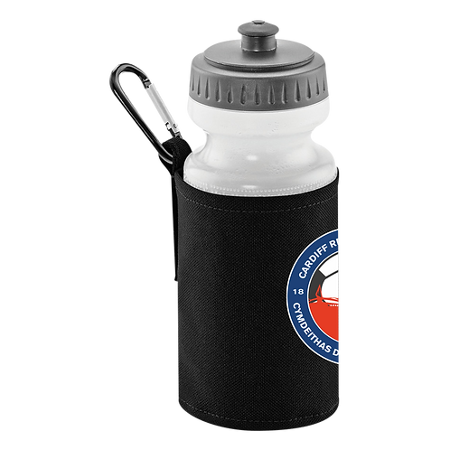 CRS Classic Water Bottle & Clip On Holder
