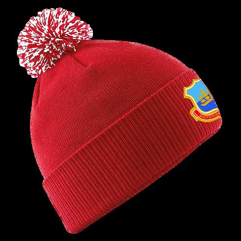 WTFC Classic Bobble Hat