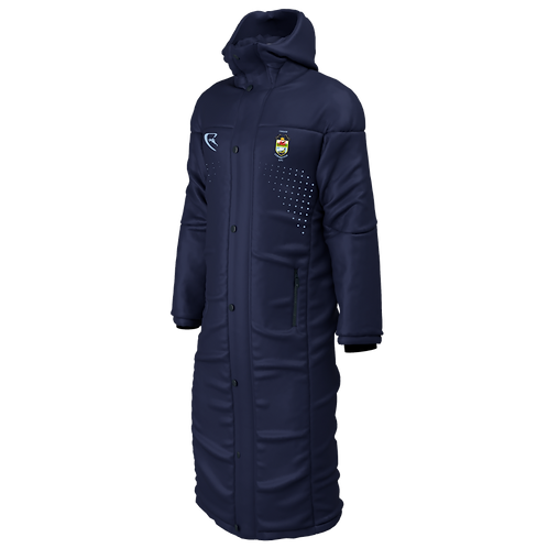 CCAFC Unite Pro Elite Contoured Bench Jacket