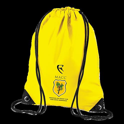 MACC Classic Pro Drawstring Bag