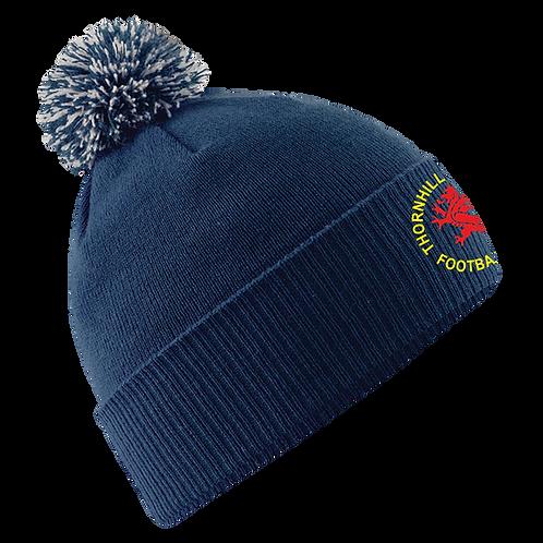 TAFC Classic Bobble Hat