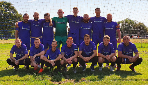 Barry Athletic FC Team Photo