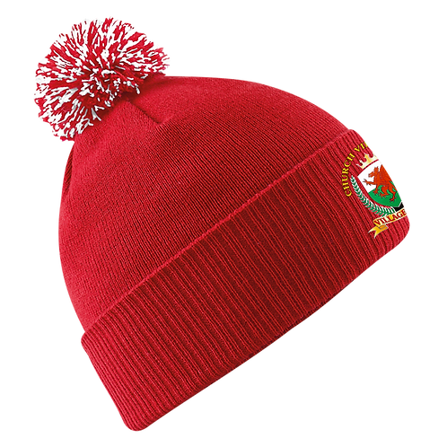CV Pro Elite Bobble Hat