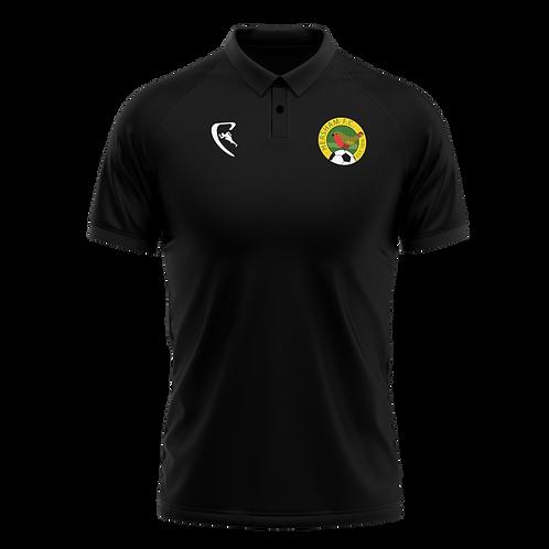 HFC Classic Black Polo Shirt
