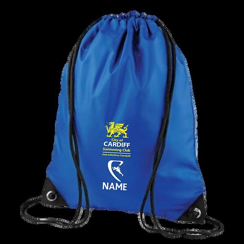 CS Pro Elite Drawstring Bag