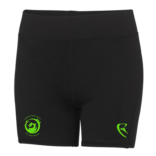 RCT Classic Ladies Compression Hot Pants
