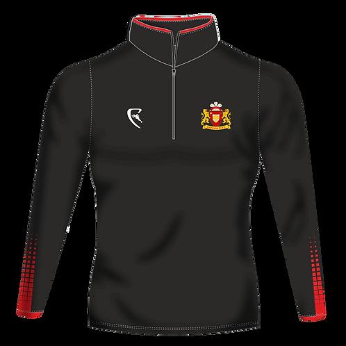 FRFC Pro Elite Midlayer (Black/Red/White)