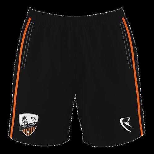 AVFC Classic Pro Tech Shorts With Pockets