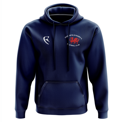 PDFC Classic One Colour Hoodie