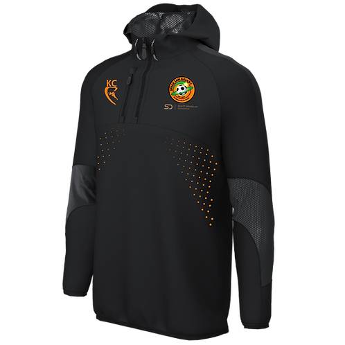 SJG Unite Pro Elite 1/4 Zip Shell Top