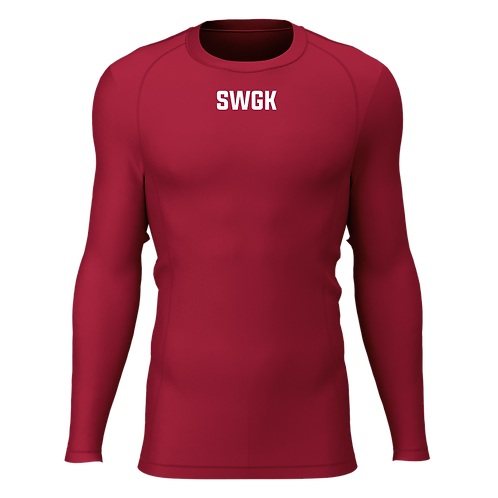 SWGK Classic Pro Red Baselayer Top