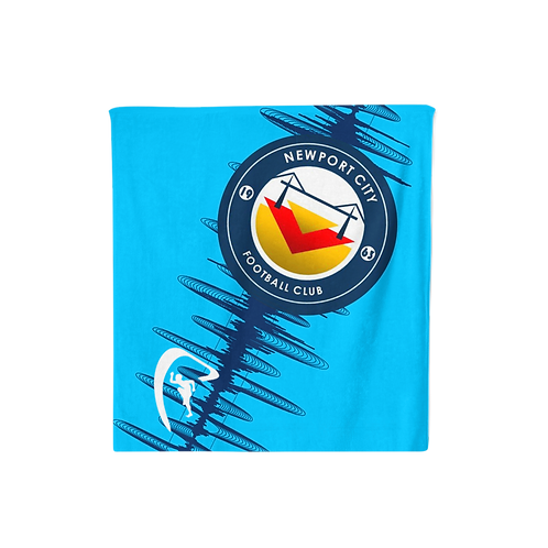 NCFC Classic Sublimated Gym Towel