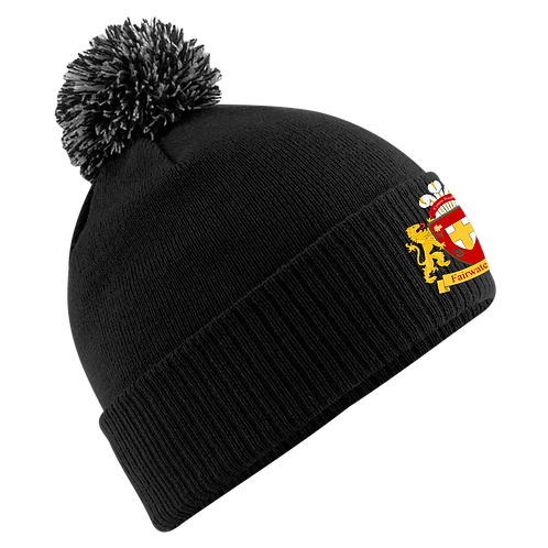 FRFC Classic Bobble Hat