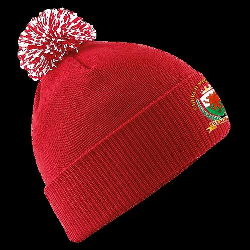 CV Classic Bobble Hat