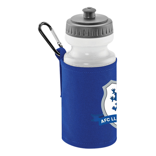 AFCL Classic Pro Water Bottle & Clip On Holder