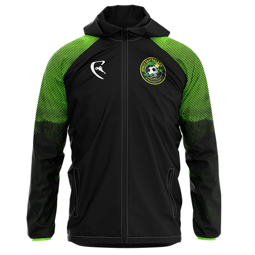 SJG Classic Pro Waterproof Jacket (Green)