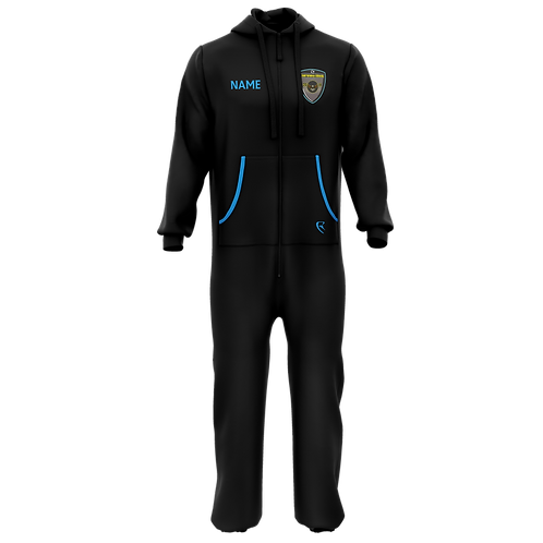 LAFC Pro Elite Hooded Onesie