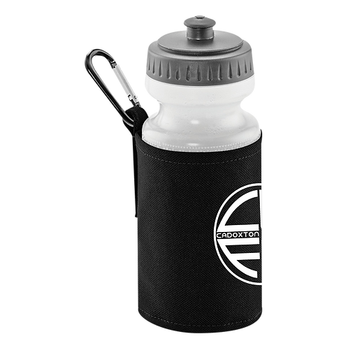 CBFC Classic Pro Water Bottle & Clip On Holder