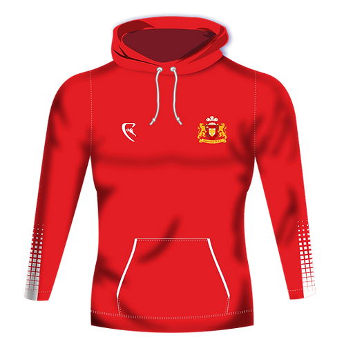 FRFC Classic Red Pro Hoodie