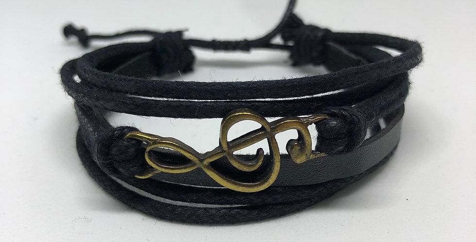 Music Rope Bracelet