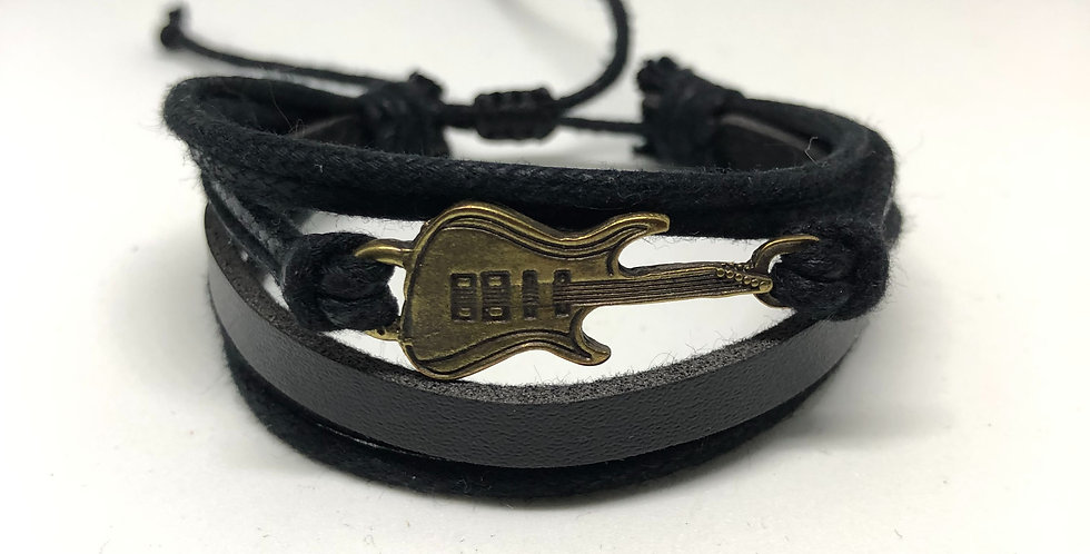 Guitar Rope Bracelet