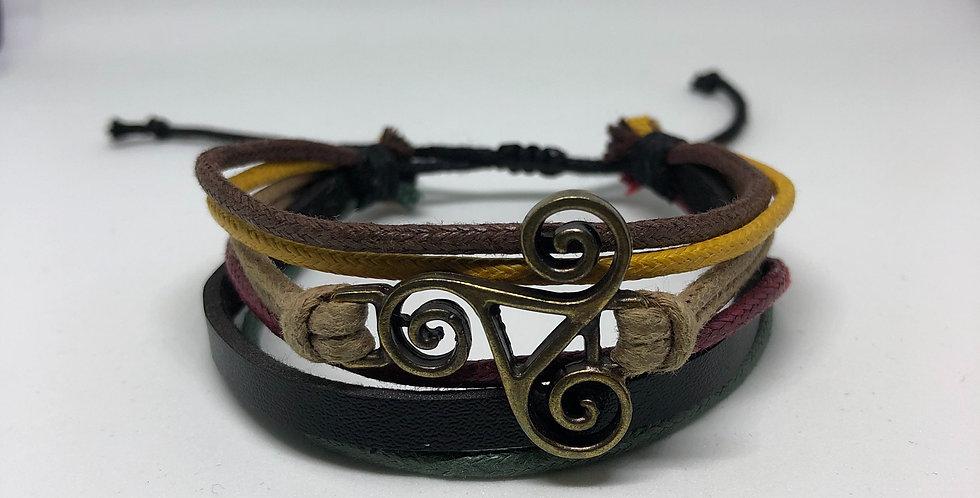 Reincarnation Rope Bracelet