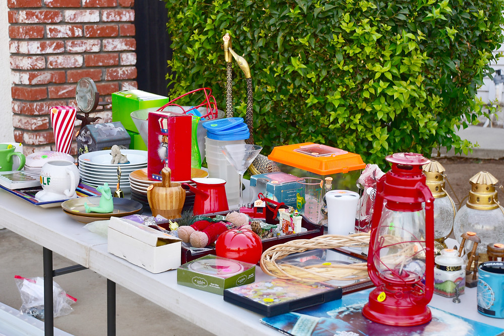 Garage Sale - Colorado Mortgage Company - Security First Financial