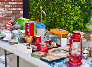 River Hill Yard Sale This Saturday!