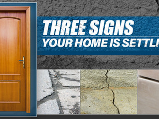 Signs Your Home Is Settling