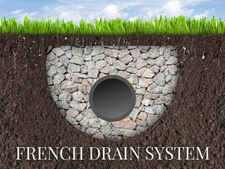 Everything You Need To Know About French Drain Systems