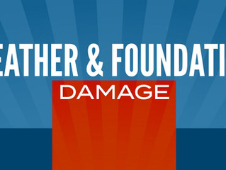 Why Different Types Of Weather Contribute To Foundation Damage?