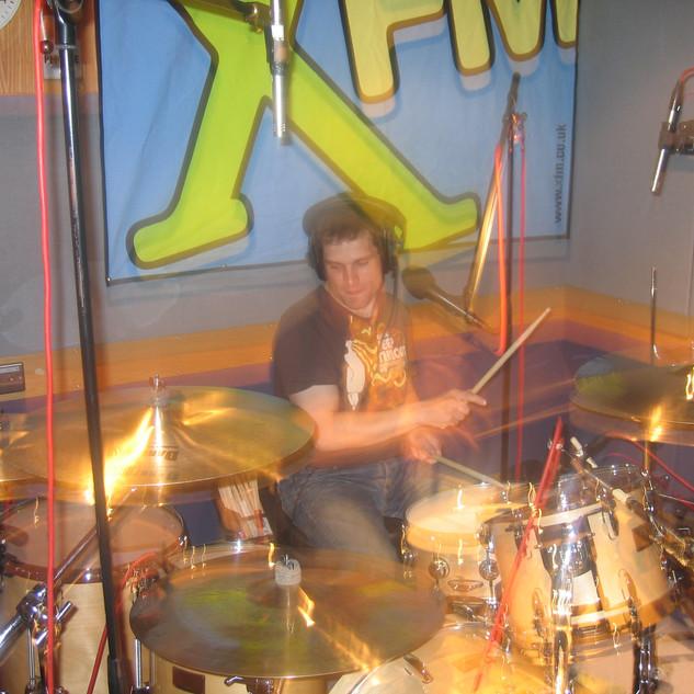 Live at London's XFM
