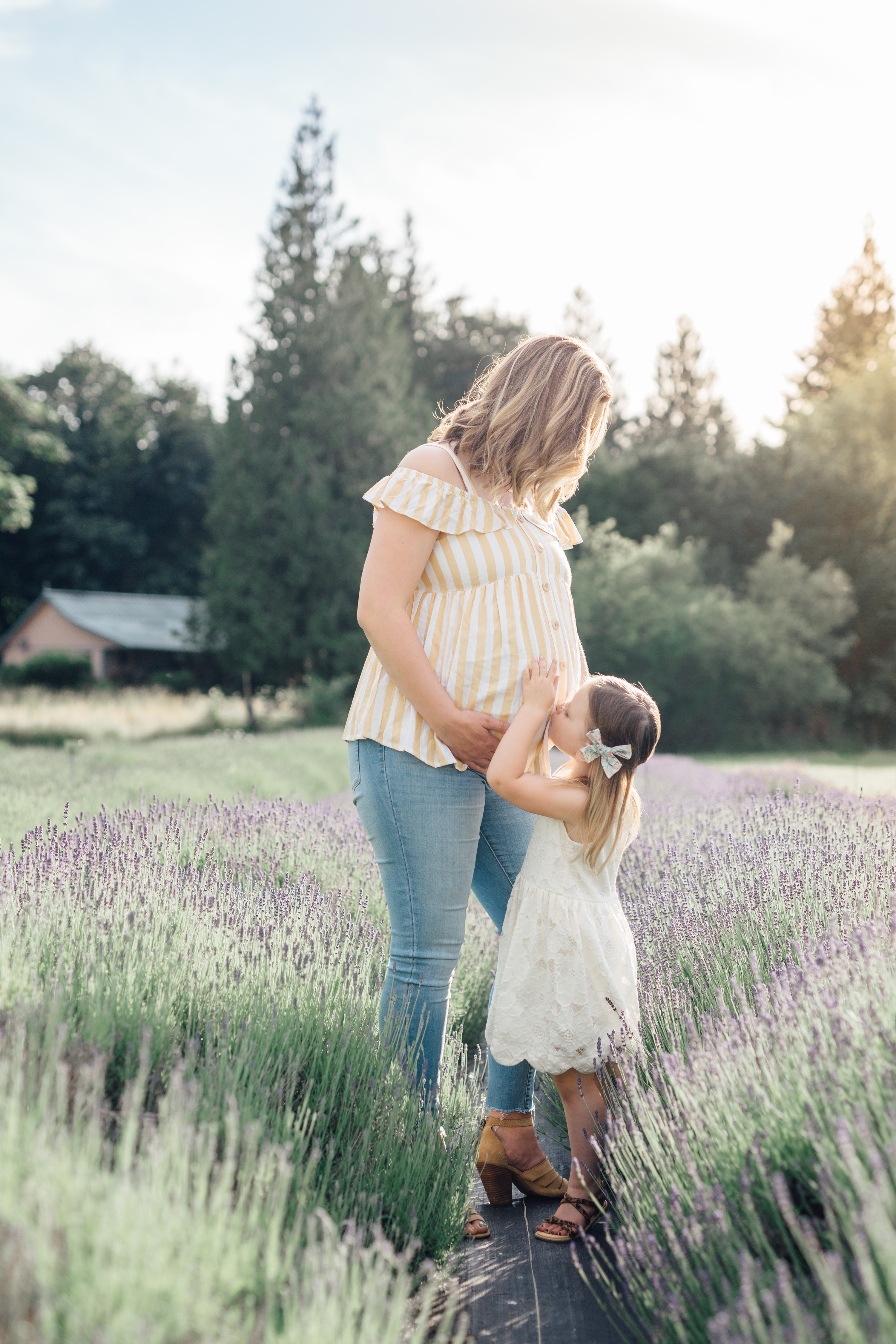 Lavender Field Photo Session-Family Photographers-Something More Photography