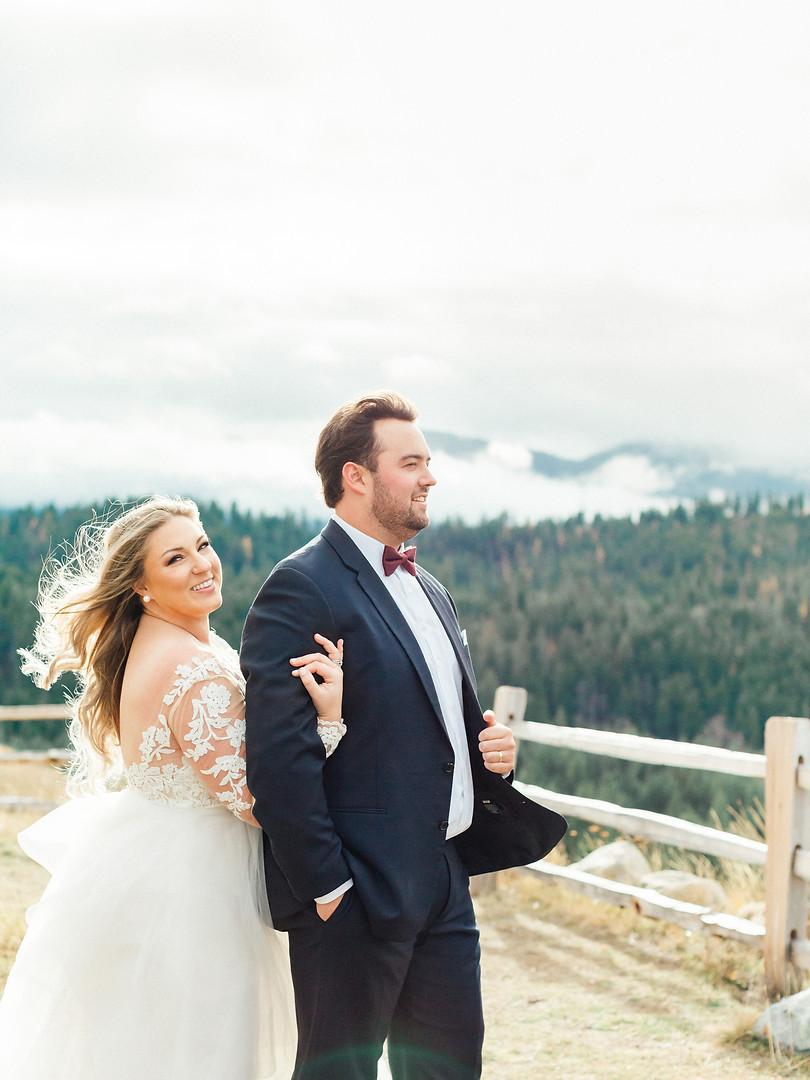 Suncadia Resort Wedding Photographers-Something Minted