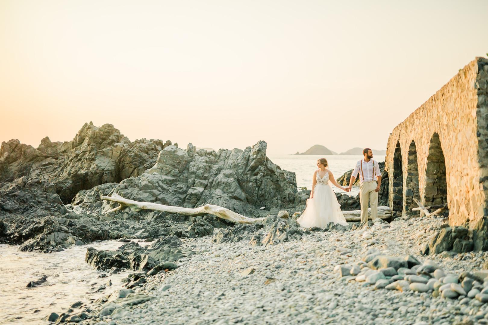 Ixtapa Destination Wedding Photographers-Something Minted Photography