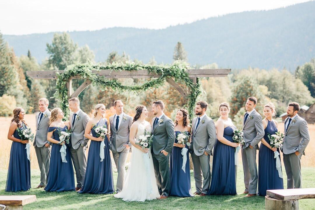 Brown Family Homestead-Leavenworth Wedding