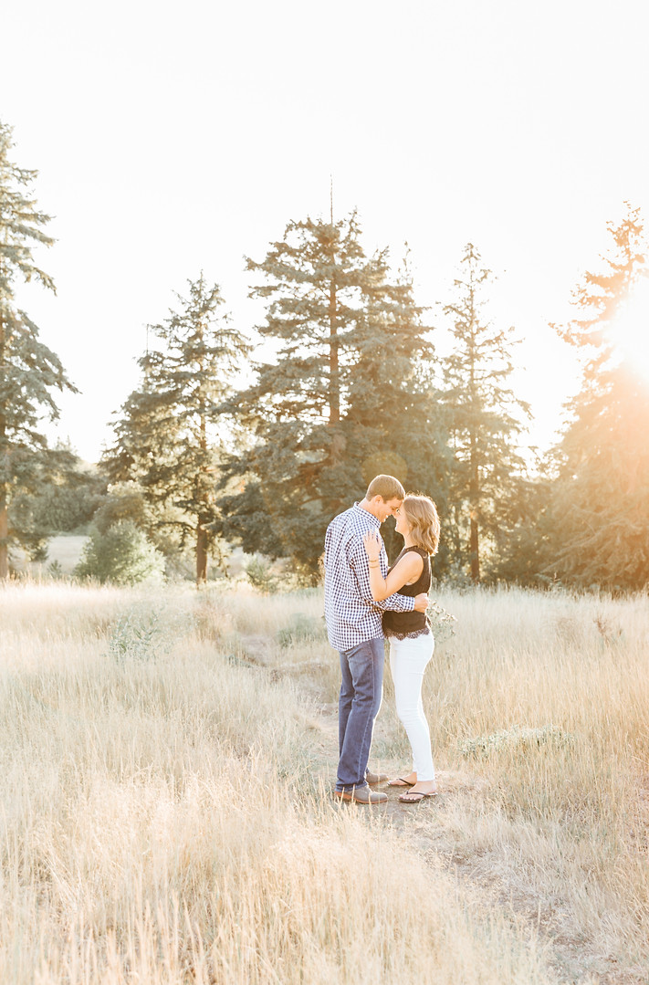 Discovery Park Photography-Seattle Engagement Session-Something Minted Photography