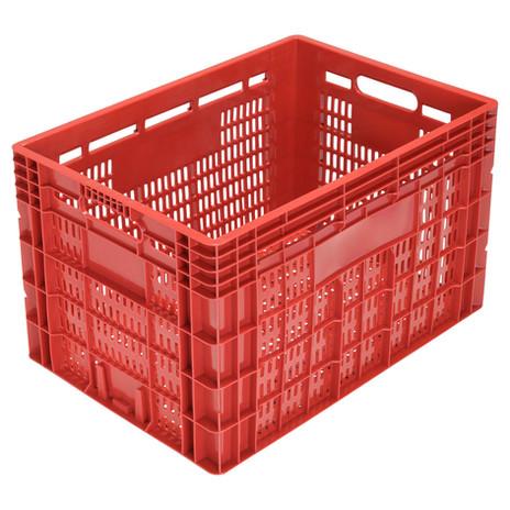 Caixas Plásticas Paletizáveis 37