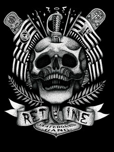 The Rétine's 10 Years Anniversary Shirt