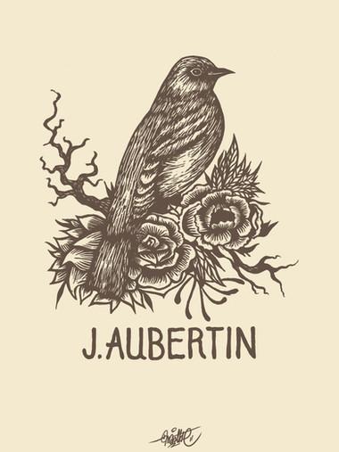 J.Aubertin's Tour Shirt