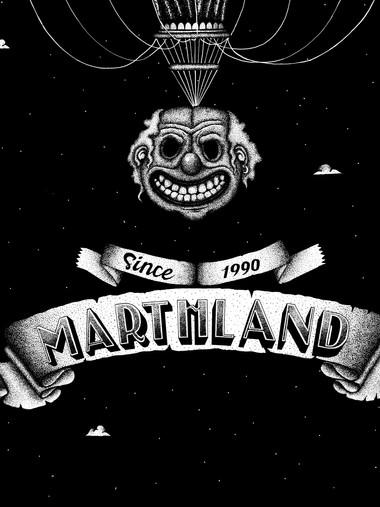 Marthland Poster
