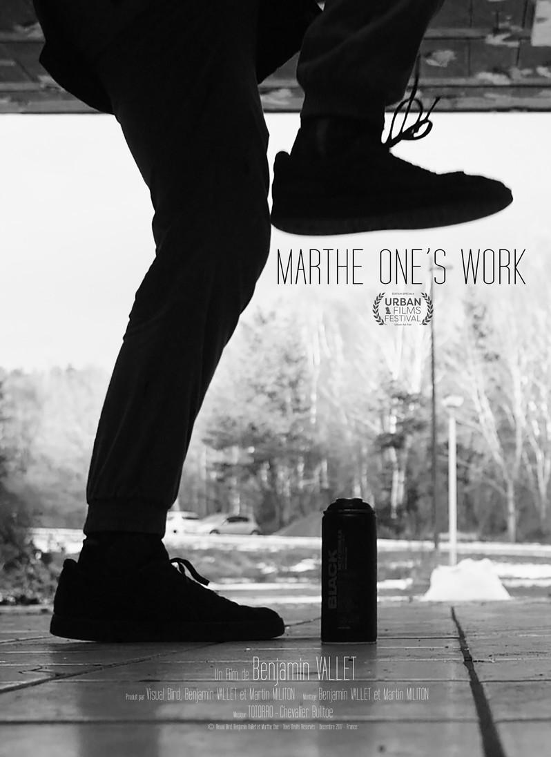 Affiche Marthe One's Work.jpg