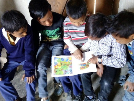 What ASER reveal about India's school library ?