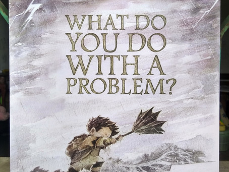 What do you do with a problem ?