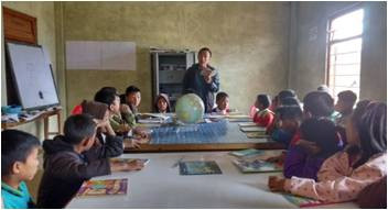 Fate of elementary school libraries in India