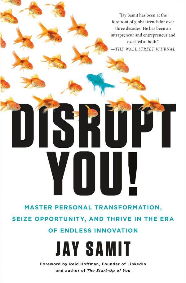Disrupt You!- Master Personal Transforma