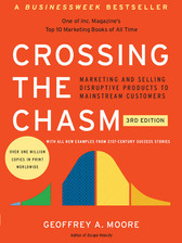 Crossing the Chasm, 3rd Edition- Marketi