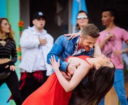 Insane dance skills from Dany D